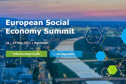 Hacia la Cumbre Europea de la Economía Social, Mannheim 2021