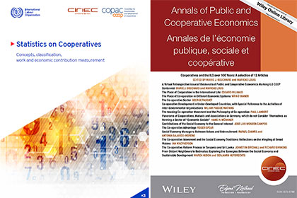 ILO celebrates 100 years of its Cooperatives Unit with a Symposium on Social Economy, Social Justice and Decent Work