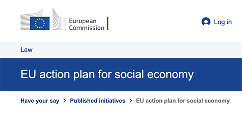 133 contributions to co-build the European Social Economy Action Plan
