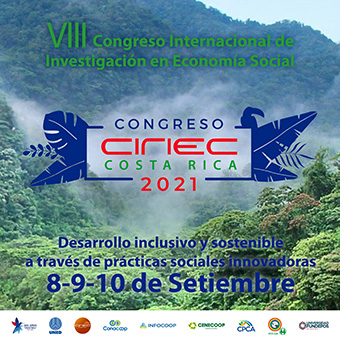 Costa Rica will host in September the VIII CIRIEC International Research Conference on Social Economy