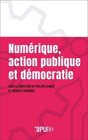 Nueva obra de CIRIEC-Francia: 'Numérique, action publique et démocratie'