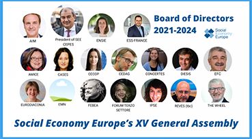 XVth General Assembly of Social Economy Europe