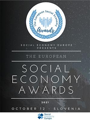 I European Social Economy Awards, 2021