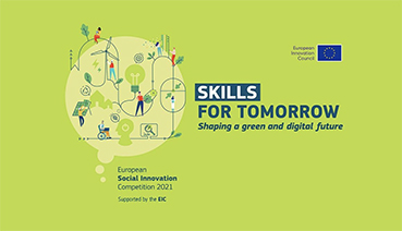 European Social Innovation Competition 2021- Now Open!