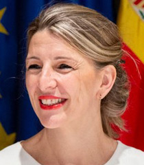 Greeting from the Minister of Labour and Social Economy of the Government of Spain
